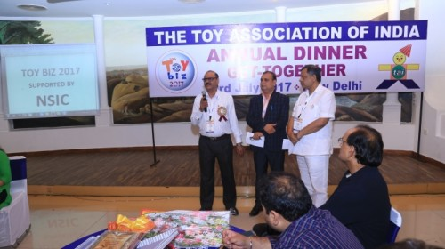 The Toy Association Of India